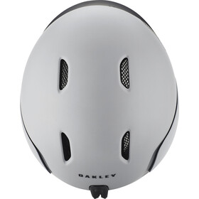 Oakley MOD3 Casco da neve Uomo, matte grey